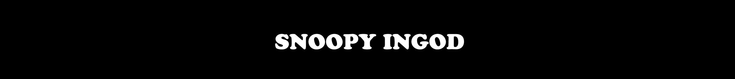 SNOOPY INGOD