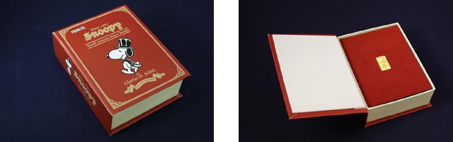オリジナルBOX付き
